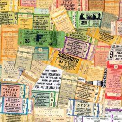 renventa de entradas de conciertos
