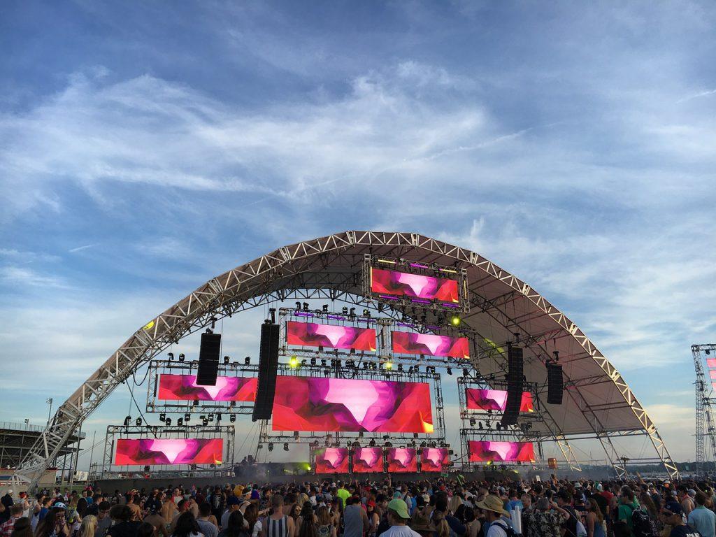 financiación festivales de música