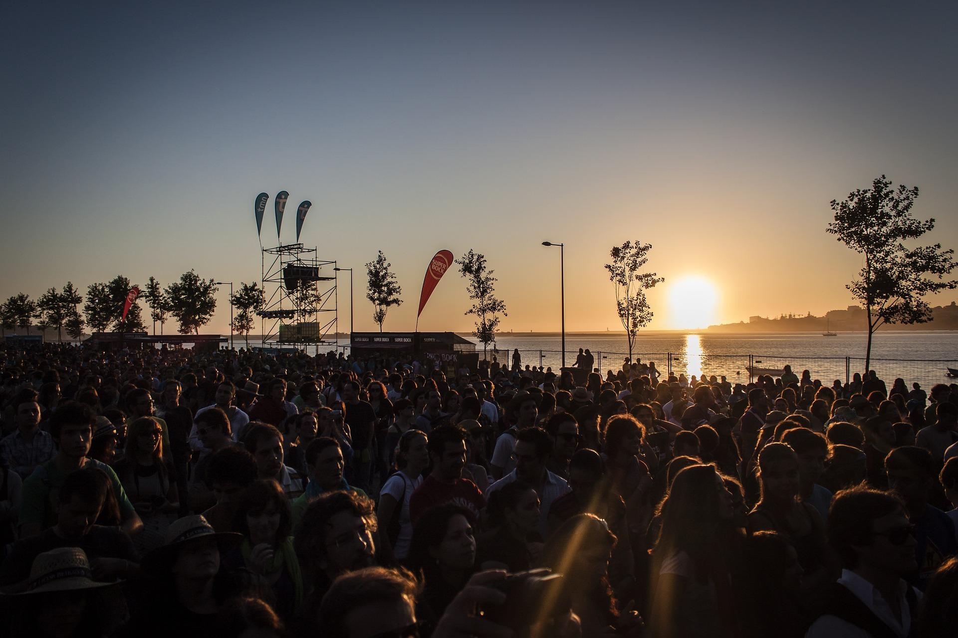 Guía legal para festivales de música
