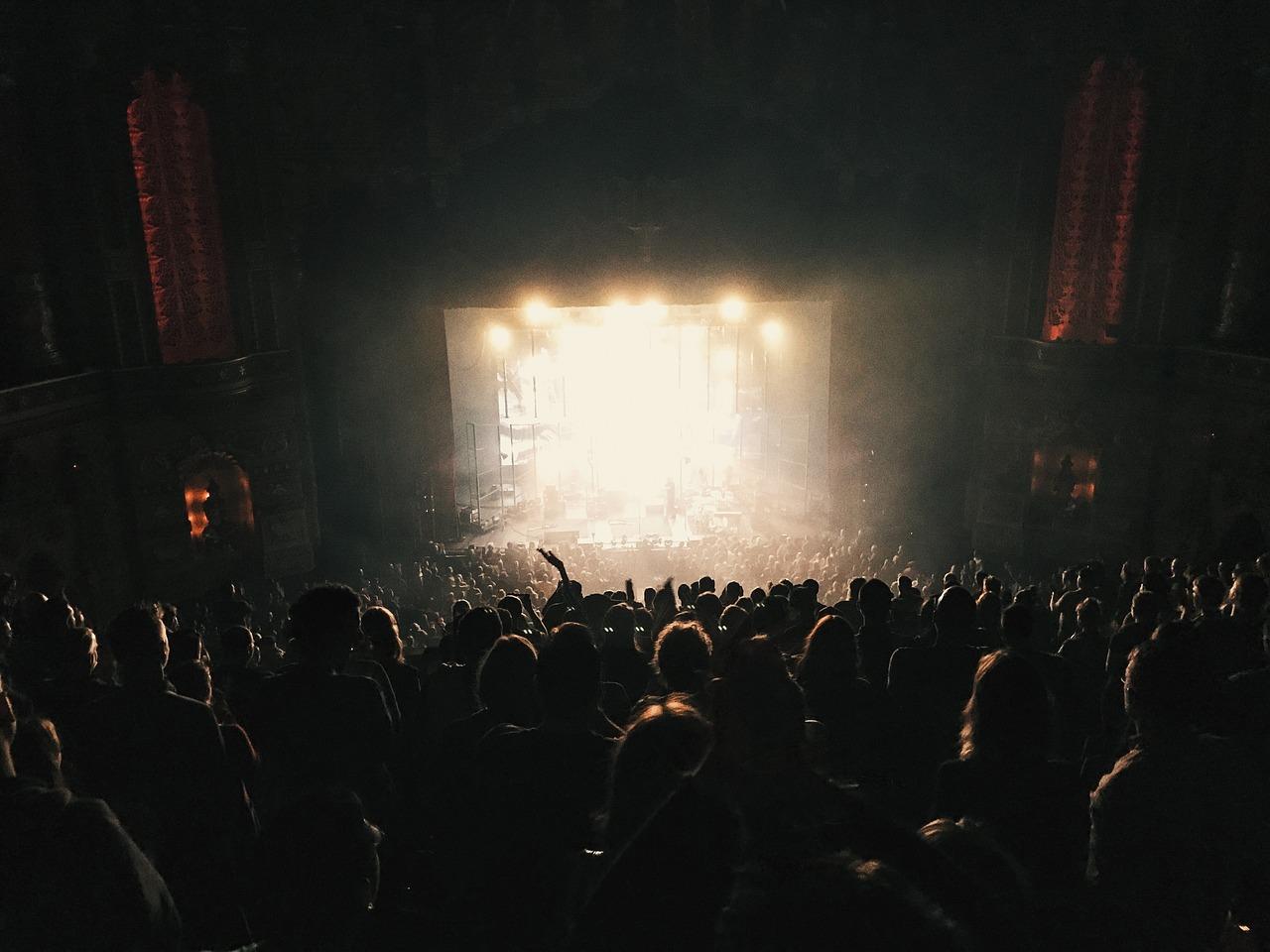 IVA venta entradas anticipadas de conciertos