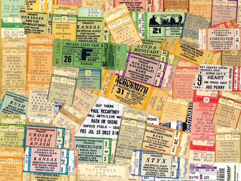 Reventa de entradas de conciertos ¿vacío legal?