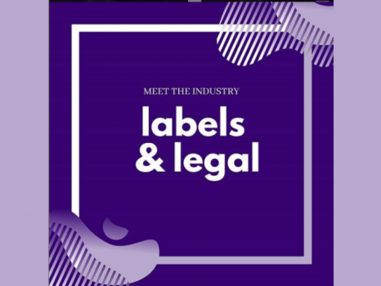 "Sympathy for the lawyer participó en la charla ""Meet the industry: Labels and legal"" organizada por Music Survivors"