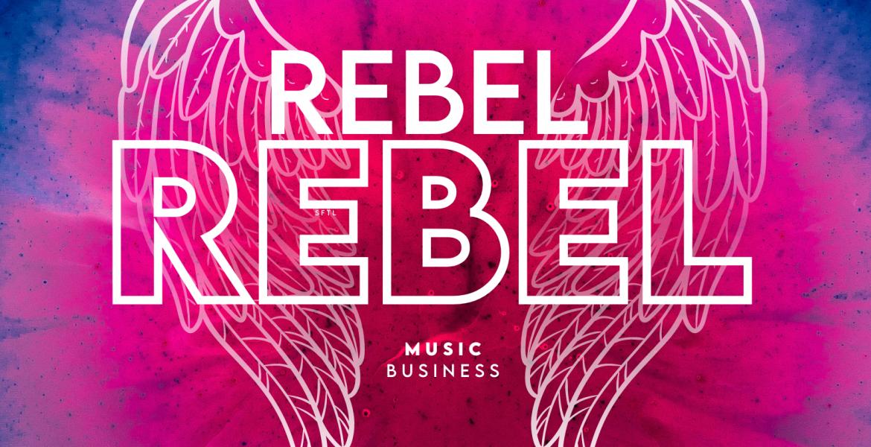 Nace REBEL REBEL: innovación y cambio para la industria musical