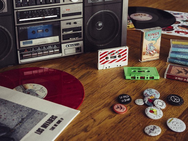 LA CASSETTERÍA: fabrica de cassettes madrileña para resucitar este formato