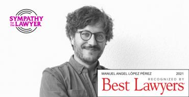 Nuestro director Manuel López es reconocido por el prestigioso directorio internacional Best Lawyers