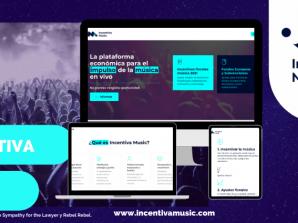 Nace Incentiva Music: plataforma de financiación para la música en vivo
