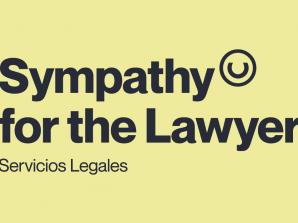 Presentamos la nueva imagen de Sympathy for the Lawyer