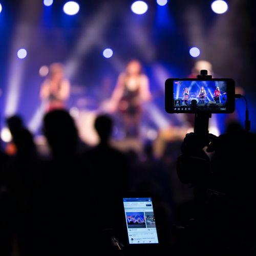 Guía legal sobre conciertos en Live Streaming